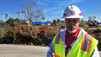 More than a temporary repair: Corps of Engineers employee discusses helping Hurricane Michael survivors