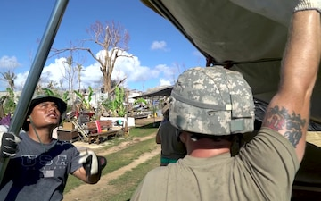 Video Production - Joint Mission - Super Typhoon Yutu Relief