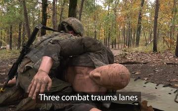 2018 XVIII Airborne Corps Expert Field Medical Badge