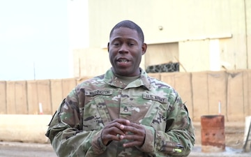 Staff Sgt. Onazina Washington III