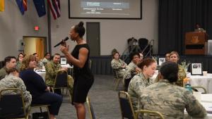 Self-Empowerment Class (Women's Symposium 2018)