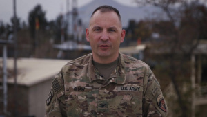 Col. Scott Shaw Holiday Shout out