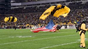 Steelers Honor Those Who Serve