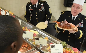 Thanksgiving 2018 at Fort Lee