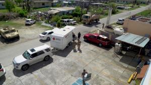 Super Typhoon Yutu-Red Cross