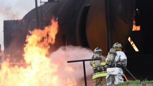 Aircraft and Structure Live Fire Training