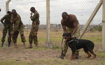 Kenya, U.S. Canine Information Exchange