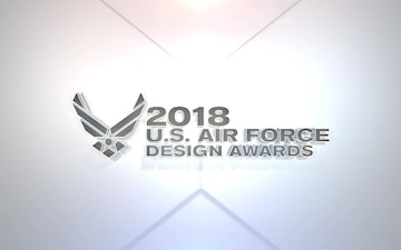 The 2018 U.S. Air Force Design Awards Presentation