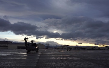 B-roll: 176th Wing Airmen rescue 2 at Montague Island
