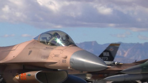 64th Aggressor Sq F-16s