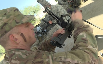 Security Forces Ranger Assessment Course B-Roll 1 of 2