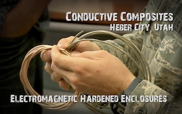 Tech Warrior OPS Participant Spotlight: Conductive Composites