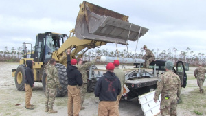 Task Force Phoenix aids in Hurricane Michael recovery of Tyndall AFB