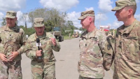 On the Road Again with Lt. Gen. Semonite: Hurricane Florence Response Operations