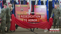 Marine Minute: Rededication to Honor