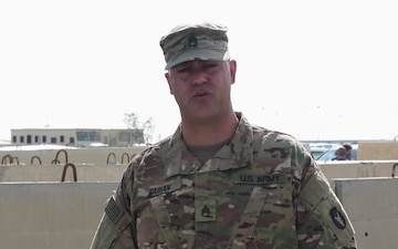 Staff Sgt. Mark Fabian