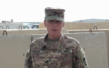 Sgt. 1st Class Heather Lussier