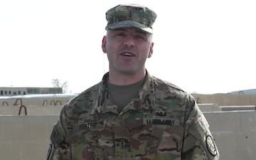 Chief Warrant Officer 4 Aaron Foster