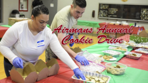 Wright-Patterson AFB Holds Annual Cookie Drive