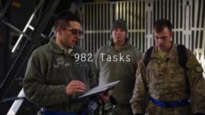 C-5M Super Galaxy Training