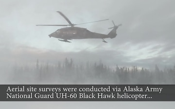 Alaska Guard ascends into action after earthquake