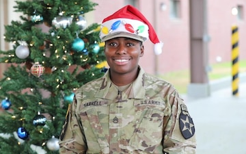 2ID-Holiday Shout Out  SSG Harrell