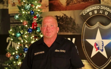 2ID-Holiday Shout Out Civilian Allen Silvey