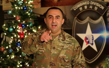 2ID-Holiday Shout Out SFC Jose A. Ibarra Jr