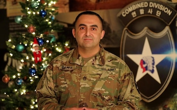 2ID-Holiday Shout Out  SFC Jose A. Ibarra Jr.