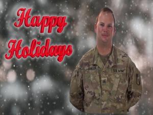 Sgt. Ryan E. Johnson