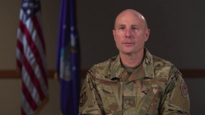 AFMC Mentoring - Maj Gen Carl Schaefer
