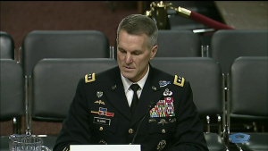 Senate Holds Nomination Hearings for Centcom, Socom Chiefs