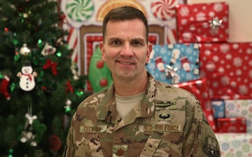 Maj. Brian Celatka Holiday Shout-out