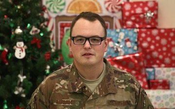 Tech. Sgt. Jessey Ambrose Holiday Shout-out