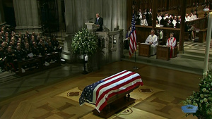 State Funeral of Former President George H.W. Bush, Part 1