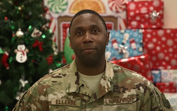 Capt. Kendric Ellerbe Holiday Shout-out