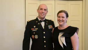 Month of the Military Family-The Springers Pennsylvania National Guard