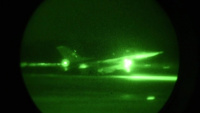 8 FW jets nighttime operations