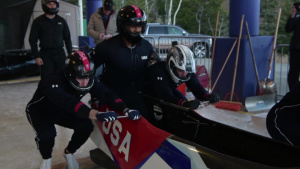 (Teaser) AFSOC Airmen Compete on USA Bobsled Team