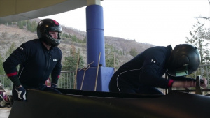 AFSOC Airmen Compete on USA Bobsled Team