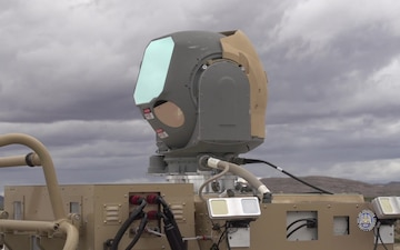 Air Force experiments with directed energy solutions for counter-UAS