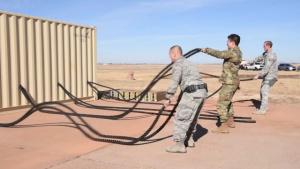 Warrior Training Center Opening