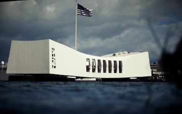 Pearl Harbor Remembrance Day Commemoration Ceremony (Micro Content)