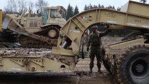 1st Cav Soldiers improve combat skills with CBRXI