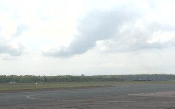 B-52 Stratofortress Departs RAAF base Darwin