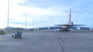 B-52 Stratofortress operations at RAAF base Darwin