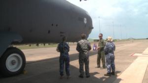 RAAF tours B-52 Stratofortress