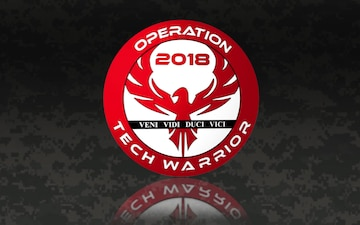Operation Tech Warrior 2018 Overview
