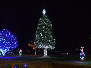 Edwards AFB Kicks Off Holiday Season with Winterfest