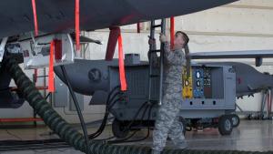 F-15 In-flight Emergency